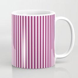 Festival Fuchsia Stripes Coffee Mug