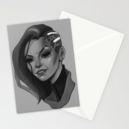 Hacked Stationery Cards