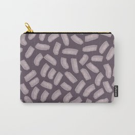 Watercolor brush strokes Carry-All Pouch