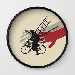 Ladri di biciclette Wall Clock
