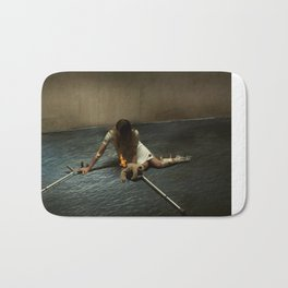 Unquenchable Bath Mat