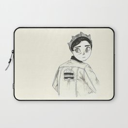 Riverdale's Jughead - Burguer King - Cole Sprouse inspired Laptop Sleeve