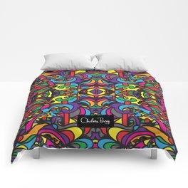 Parti Gras  Comforters