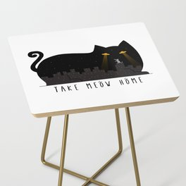 Take Meow Home Side Table