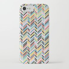 Herringbone Colour #2 Slim Case iPhone 8