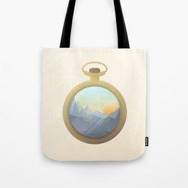 Dawning on me Tote Bag