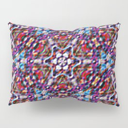 Six-pointed star - High relief Pillow Sham