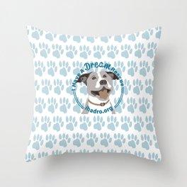 IHADRO.org Throw Pillow