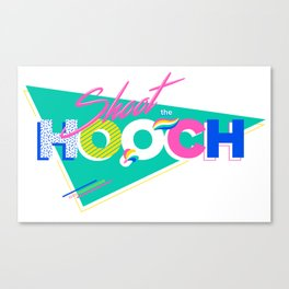 Shoot the Hooch Canvas Print