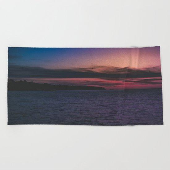 The Return Beach Towel