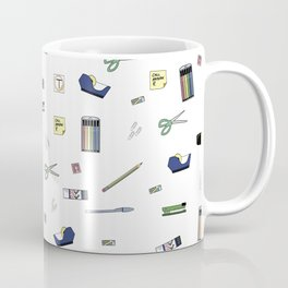 Office Supplies Coffee Mug