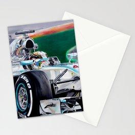"Lewis Hamilton ""Focus On Lewis"" Stationery Cards"