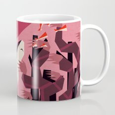 The daily commute Mug
