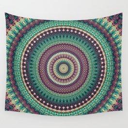 Mandala 151 Wall Tapestry