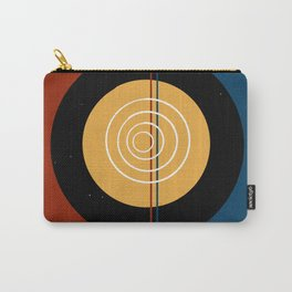 Abstraction Minimale Carry-All Pouch
