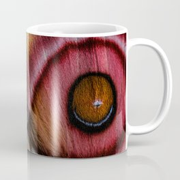 Mirrored Suraka Moth from Madagascar Coffee Mug