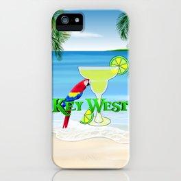 Key West Margarita iPhone Case