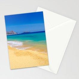Porto Santo Island (RR 277) Stationery Cards