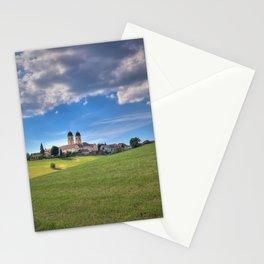 Kloster St. Morgen im Schwarzwald Stationery Cards