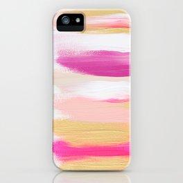 Colors 201 iPhone Case