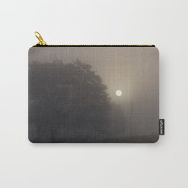Poking Thru The Fog Carry-All Pouch