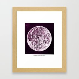 An Expired Planet Framed Art Print
