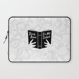 Book Lover, Do Not Disturb II Laptop Sleeve