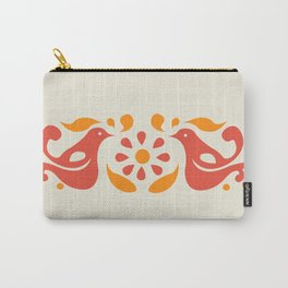 Friendship Pattern Carry-All Pouch