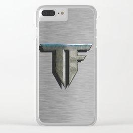 art metal Clear iPhone Case