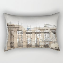 Parthenon: Athens, Greece. Rectangular Pillow
