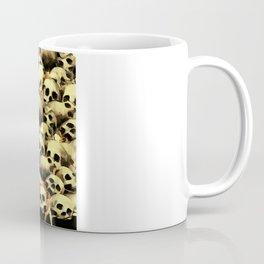 SKULL PILE 015 UP Coffee Mug