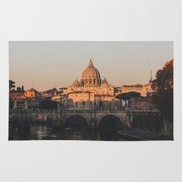 Rome, Italy Rug