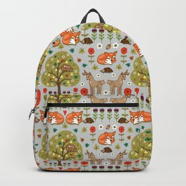 Woodland Wild Things Backpack