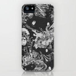 growl destruction 002 iPhone Case
