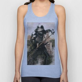 warrior Unisex Tank Top