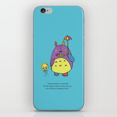 Guess who? iPhone & iPod Skin