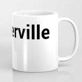 Pflugerville Coffee Mug