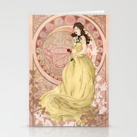 once upon a  time Stationery Cards featuring Once Upon a Time by Morgan Inslee Groombridge