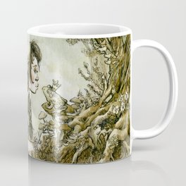 The Frog Prince Coffee Mug