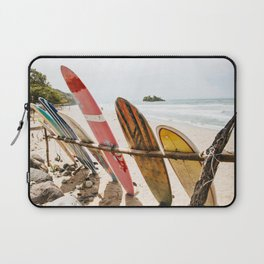 Surfing Day 2 Laptop Sleeve