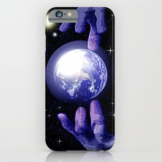 In good hands. iPhone & iPod Case