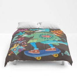 King of Monsters Comforters