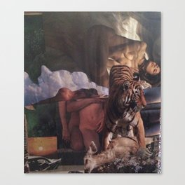 cannibal Canvas Print
