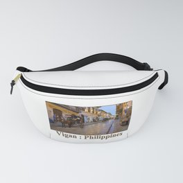 Vigan : Philippines Fanny Pack