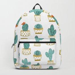 Cactus Garden || #society6artprint #decor Backpack