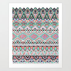 Romance In Pastels Art Print