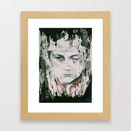 2001 Framed Art Print