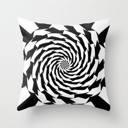 Mindfunk Throw Pillow