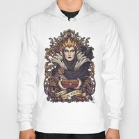Hoodies featuring Bring me her heart by Medusa Dollmaker