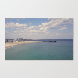 Point's End Canvas Print